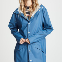longai PU rain wear coat waterproof