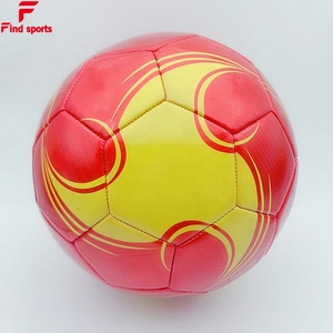 Official Size 5 And Weight Customized Hot Sales World Cup Promotional soccer ball laser Pvc Football