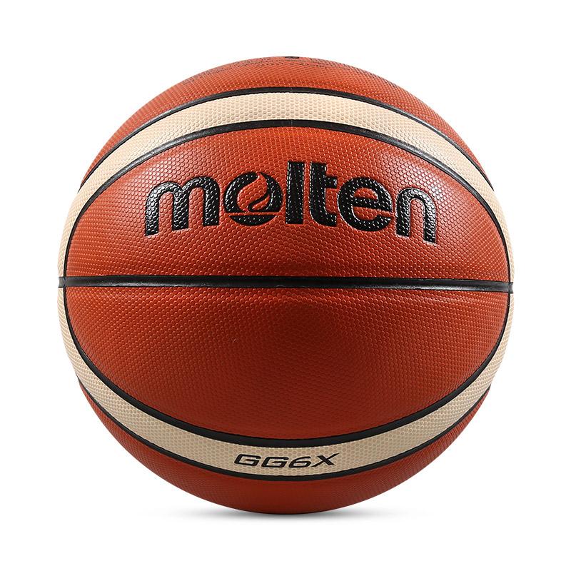 promotion cheap basketball PU Leather Official standard Size 6 Molten GG6X GM6X GG6 basketball