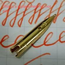 Пишущий карандаш Wing Sung 613, прозрачная чернильная ручка, плавная ручка для письма, канцтовары, офисные и школьные принадлежности, 2020(Китай)
