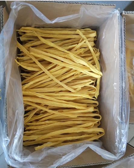 High Protein Natural Good Quality China Yuba Bean Stick