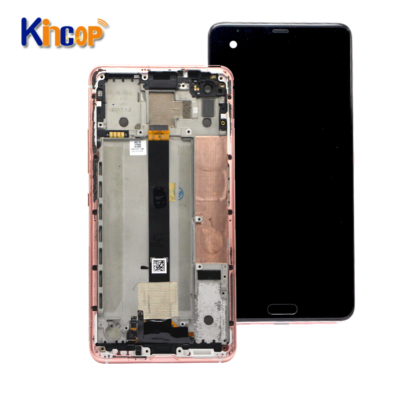 Mobile phones <strong>LCD</strong> For HTC U Ultra <strong>LCD</strong> Display with Touch Screen Complete for htc ultra <strong>lcd</strong> screen Replacement