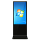 Custom 32 43 49 55 65 inch indoor floor stand standalone network touch screen multimedia display LCD interactive digital signage