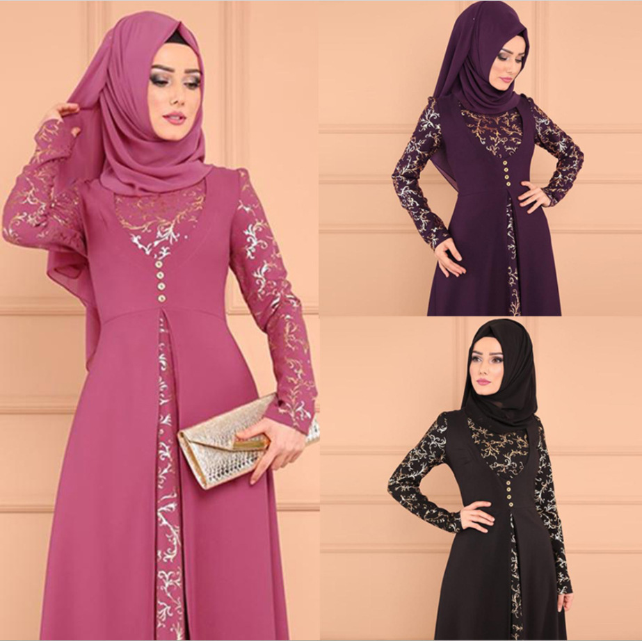 Pabrik Harga Murah Grosir Muslim Pakaian Muslim Sederhana Pakaian Muslim Pakaian dengan Harga Yang Baik