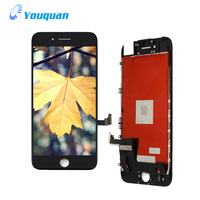 mobile phones spare parts original genuine display for iphone 7 lcd screen replacement 4.7