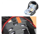 Plastic Baby Car Plastic Car Seat For Children OEM Blow Mold Plastic Safety Baby Car Seat For Child