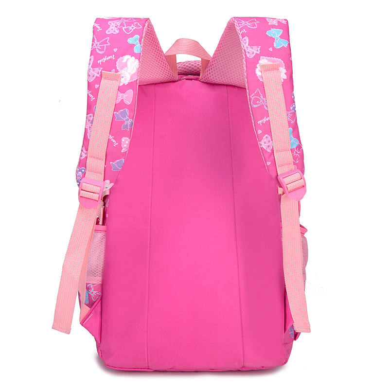 3pcs School Backpack and Lunch Bag Set