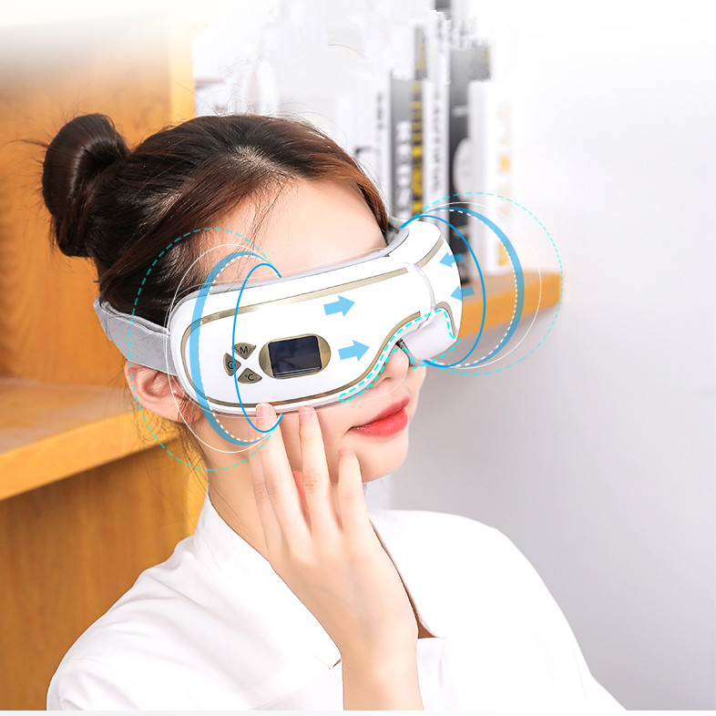 Eye massager treatment relaxing eye massage machine, eyes massage tool