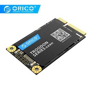 ORICO Troodon SSD Storage 256GB mSATA SSD Hard Drive Solid State Drive Steady Heat Dissipation 5 Year Warranty M200-256GB