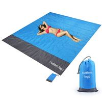 Outdoor Portable Sand Proof Waterproof Foldable Eva Beach Mat