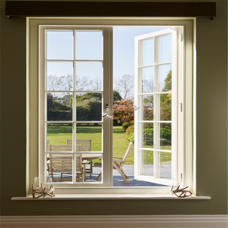 Aluminium Used Aluminum Casement Windows