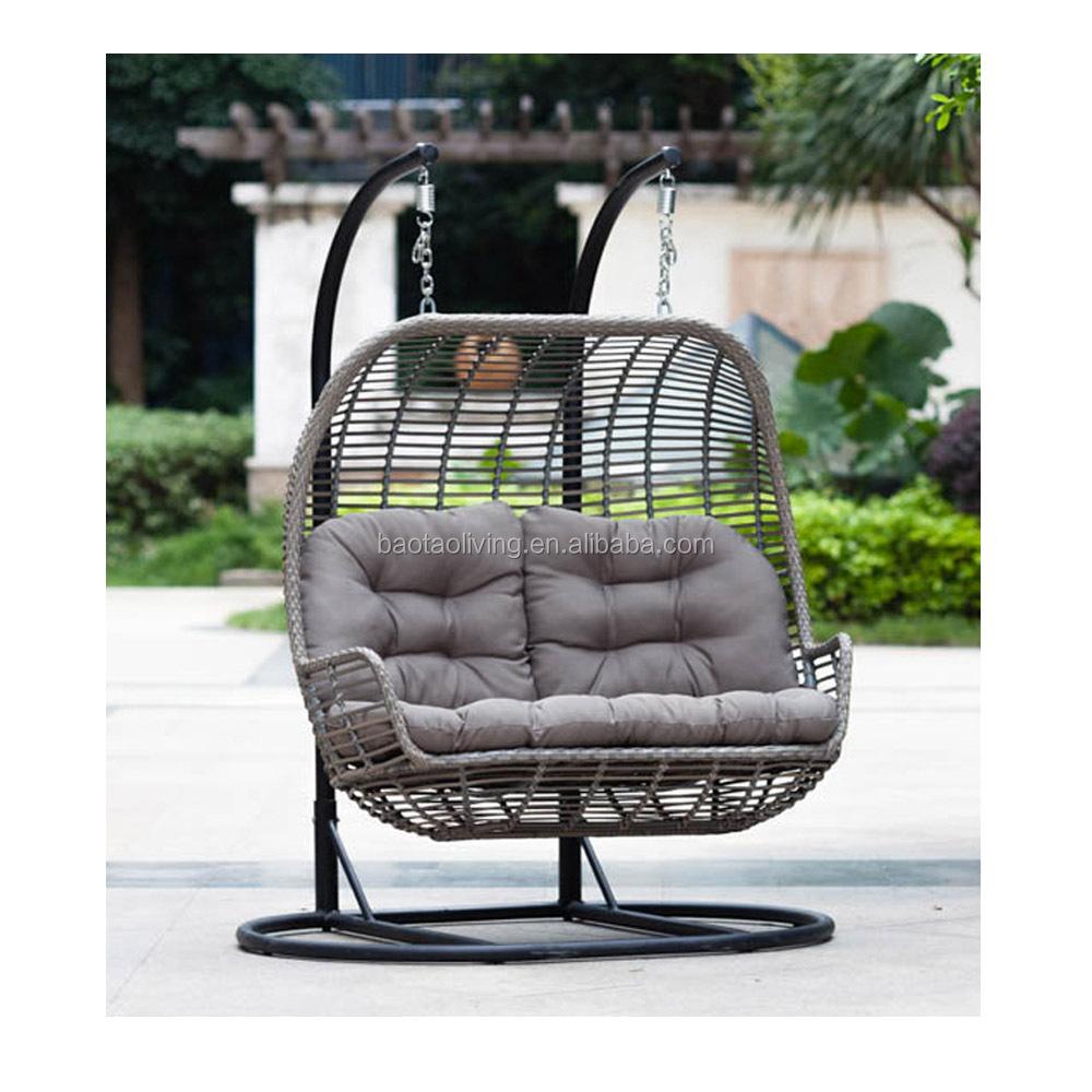 Outdoor Kid Double Swing Chair Rattan Hammock Cheap Outdoor Hanging Chair Buy Swing Chair Indoor Outdoor Swing Chair Kids Hanging Swing Chairs Product On Alibaba Com