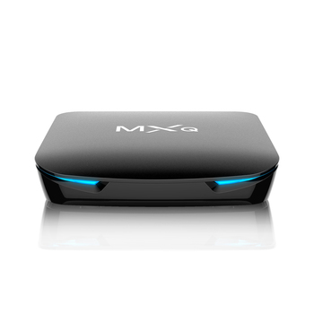 MXQ G12 Amlogic S905X2 Chipset with High Performance Dvalin MP2 GPU Support 3D Game Playing Android TV BOX