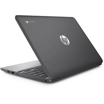 "HP 11-v020wm 11.6"" Chromebook Touchscreen Chrome Intel Celeron N3060 Processor laptop"