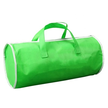 good quality biodegradable customizable handmade reusable non woven shopping bag