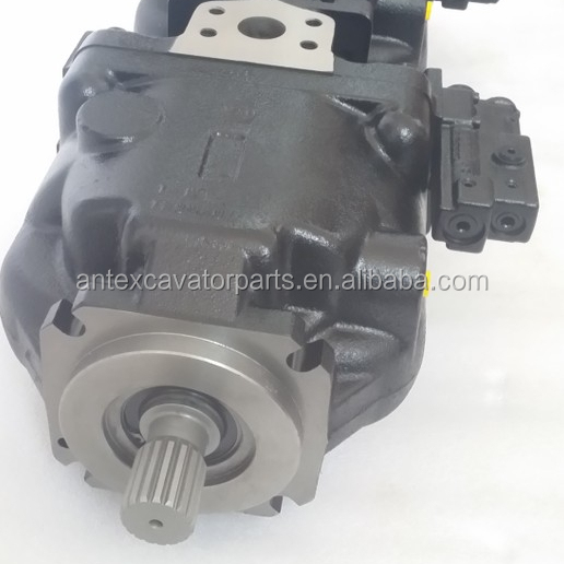Tandem Hydraulic Pumps Sauer Double Gear Pump ERR100+ERR130