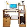 Home Office Furniture Computer Laptop Desk Workstation Study Table PC Drawers