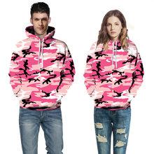 С цифровым 3d-рисунком толстовки для скейтбординга Мужская и женская одежда для пары уличная одежда Открытый Велоспорт пуловер толстовка од...(Китай)