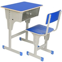 Wooden school furniture sets wood chairs and desks