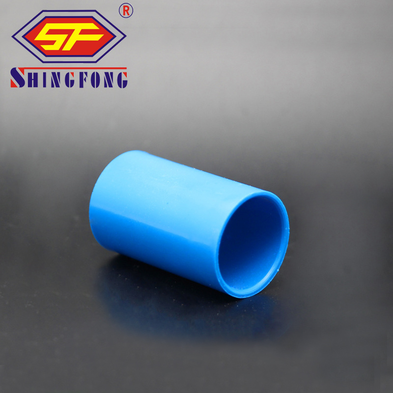 Bulk Electrical pvc Pipe Fittings PVC conduit Joint Coupling