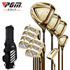 PGM Black Color China Golf Clubs complete set