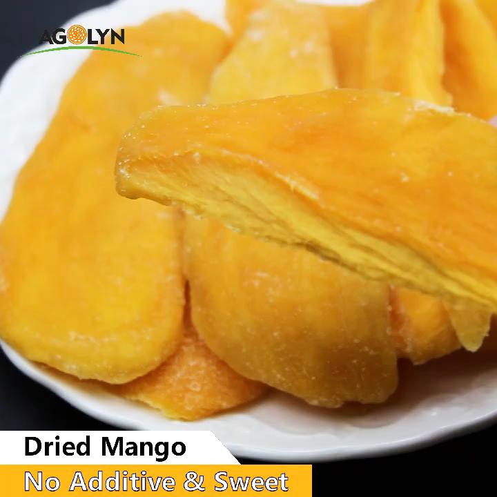 Fabrik Preis Getrocknete Mango Frucht Kein Zucker