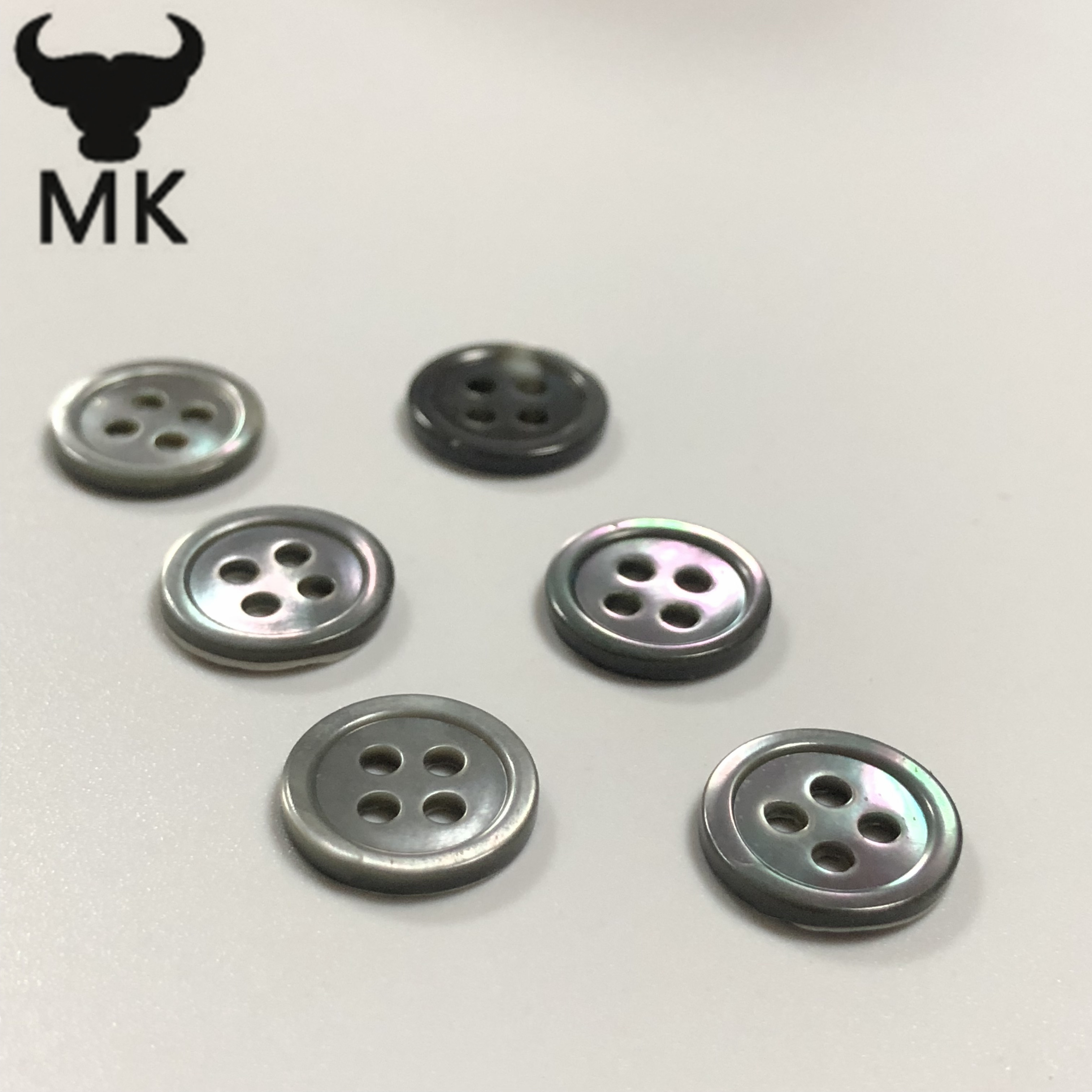 Factory direct selling square shirt buttons spandex mens button snap with price