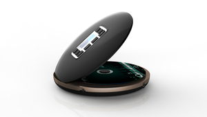 Portable CD Player  CD Music Player Home Audio with earphone