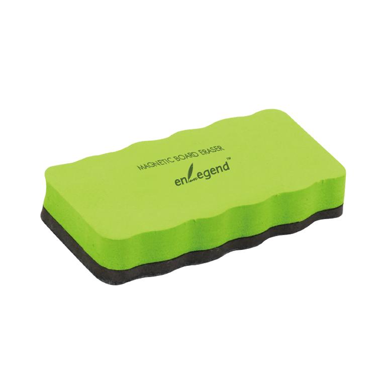 Wholesale magnetic whiteboard eraser with marker pen holder