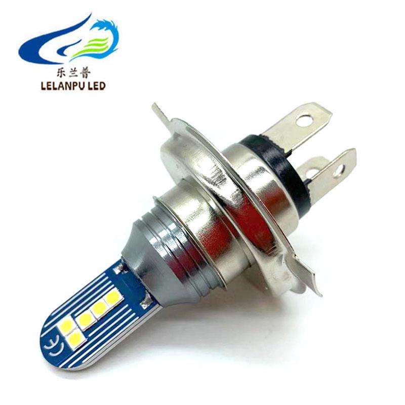 New design led fog light driving light bulbs lemon green color 3030 bright chips 10smd h4 9006 h11 for car motorcycle 12v-30v
