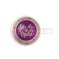 11oz Sublimation Custom Motto Mug For Decoration Happy Mother Day