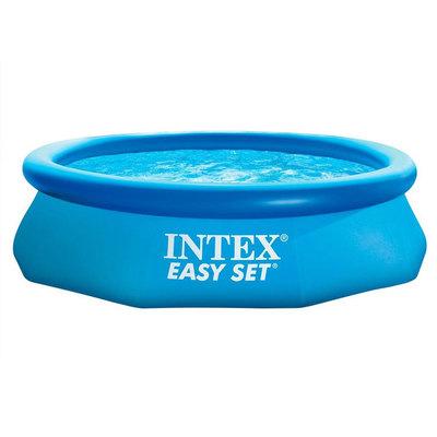 Kolam Renang Tiup untuk Anak-anak, Kolam Renang Luar Ruangan 8 Kaki X 30 Inci INTEX Besar Keluarga