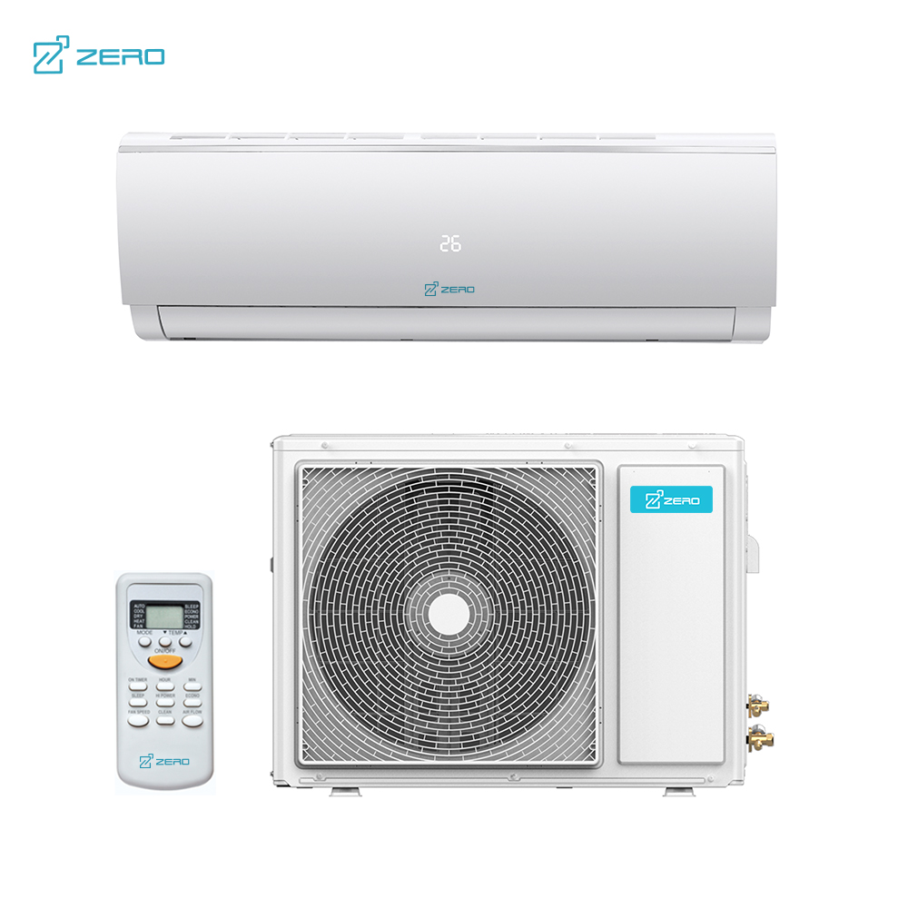 24000 Btu R410A Refrigerant 50Hz 60Hz Inverter Heating and Cooling Mini Split System air conditioner unit