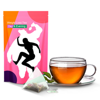 Chinese OEM Organic Traditional 28 Days Teatox Diet Slim Herbal Detox Tea For Weight Loss