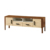 Luxury furniture living room large mdf board vintage tv display stand
