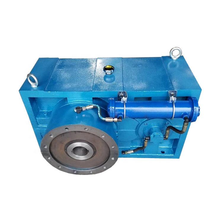 ZLYJ 173/180/200/225/250/280/375 máquina de sabão Caixas de Velocidades Da Extrusora para extrusão de plástico