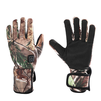 SAVIOR SHGS19C Switch Control Rechargeable Battery Waterproof Heated Gloves For Hunting And Fishing