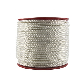 Manufacture High Quality Nylon Starter Rope 2.0mm-6.0mm