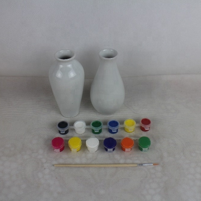 DIY paint sets gifts for adults paint your own gnome children gifts