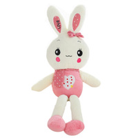 100cm Cute Rabbit stuffed plush toy bunny for girl