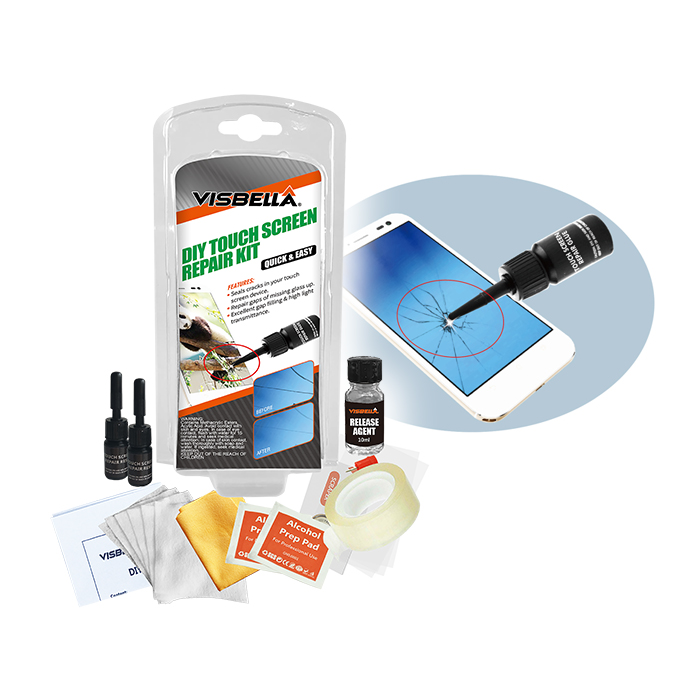 Touch Screen Repair Kit View Touch Screen Repair Kit Visbella Product Details From Huzhou Guoneng New Material Co Ltd On Alibaba Com