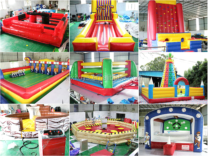 XIXI ของเล่นกลางแจ้ง LED camping เต็นท์ Inflatable หกเหลี่ยม House