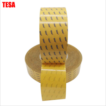 White PVC Double Sided Tape Tesa4970/4982 with High Adhesive