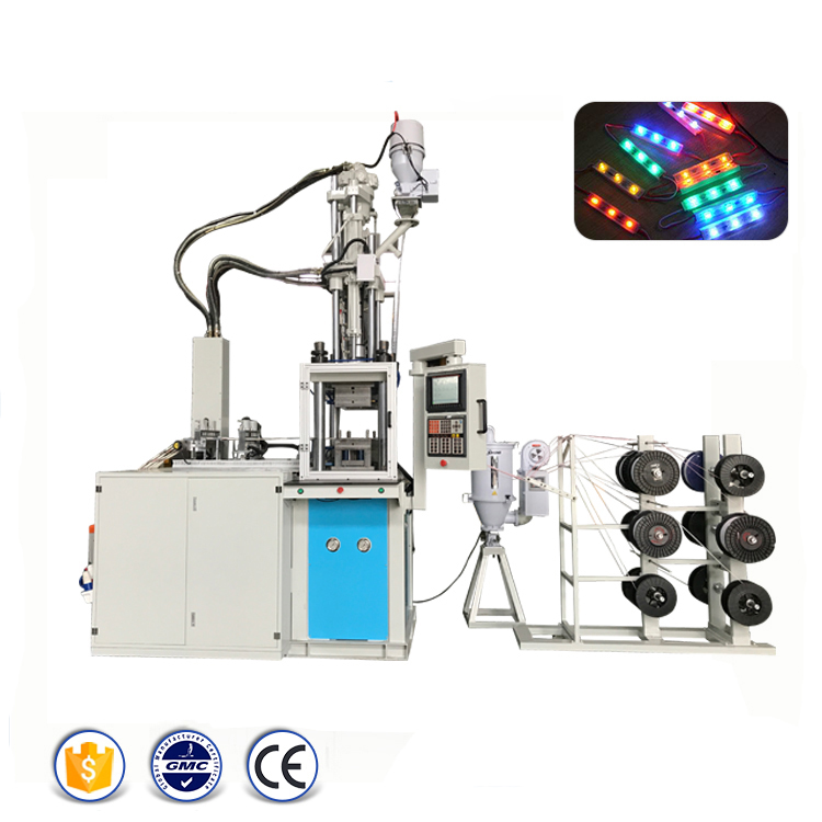 New Design SMD LED Flex Strip Light Module Vertical Injection Molding Machine for Sale