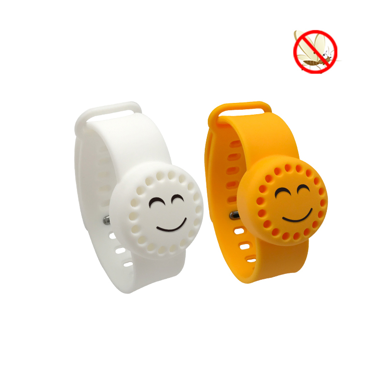 FAD Standard Children Safe Cartoon Silicone Mosquito Band for Sleeping