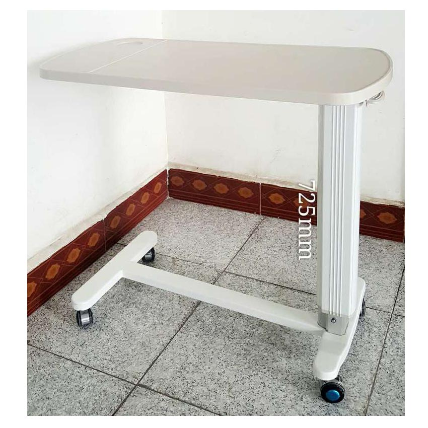 Over-bed <strong>table</strong> hospital patient dinner <strong>table</strong> heigh adjust over bed <strong>table</strong> factory price