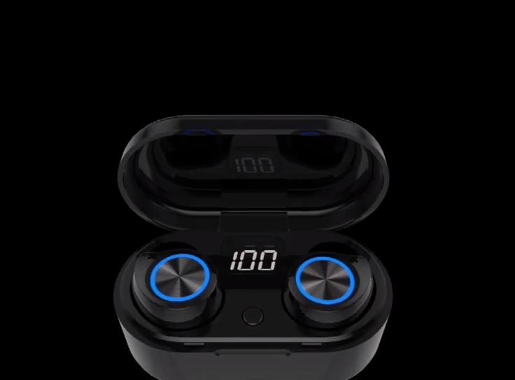 무선 방수 이어폰 일류 제품 블루투스 통화 Tw80 맞춤형 무선 이어폰 Tws