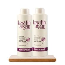 Karvannall 3 In 1 Profesional Anti Frizz <span class=keywords><strong>Rambut</strong></span> Curling Asam Keratin Argan Rebonding Cream <span class=keywords><strong>Perm</strong></span> <span class=keywords><strong>Lotion</strong></span>