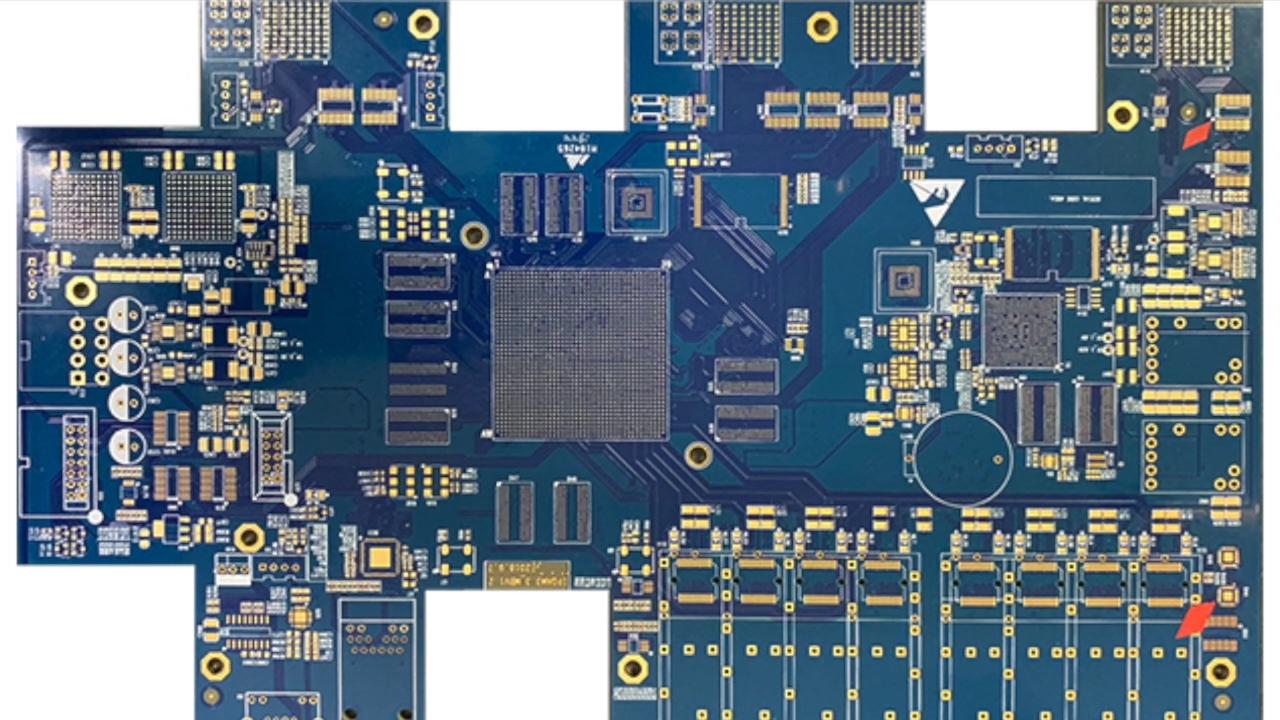 HQ 중국 제조 제조 HDI 인쇄 회로 기판 프로토 타입 PCB