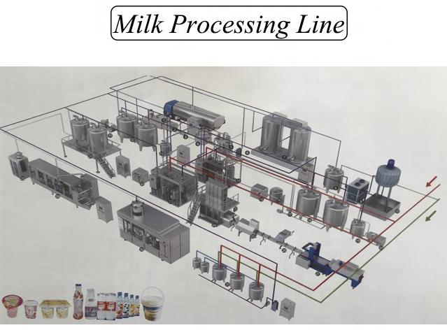चीन यू एच टी pasteurizer दूध उच्च दबाव pasteurization के उपकरण के लिए गाय के दूध बनाने की मशीन